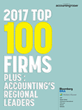Thirteen CPAmerica Firms Recognized as National Leaders and Regional Leaders in Accounting Today's Top 100 Firms