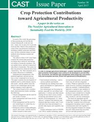 CAST Crop Protection Paper