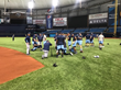 Tampa Bay Rays Install Shaw Sports Turf Field