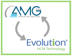 AMGtime and Evolution Payroll announced the seamless integration of AMGtime's leading Time and Attendance Solutions, and Evolutions Payroll Software, further enhancing employee management, payroll accuracy and compliance