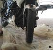 Wildlife SOS: Biker Shocked by Scaly Stowaway
