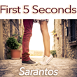 "Sarantos Releases a New Song About the 1st Time He Fell in Love, Called ""First 5 Seconds"""