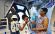 Learning what it's like to live and work in space in Beyond Spaceship Earth
