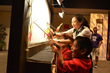 Be part of a Chinese shadow puppet play
