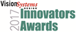 Radiant Vision Systems Honored by Vision Systems Design 2017 Innovators Award