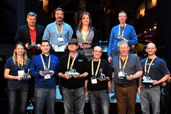2017 AMUG DINO Award recipients