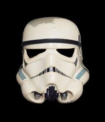 Star Wars New Hope Stormtrooper Helmet