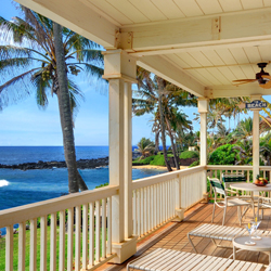 New Promo Collection from Parrish Kauai vacation rentals.