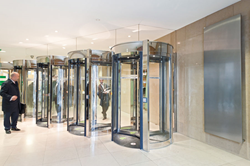 dormakaba Security Revolving Doors