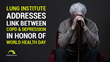 Lung Institute Addresses Link Between COPD and Depression in Honor of World Health Day