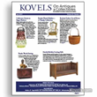 Kovels on Antiques & Collectibles April 2017 Newsletter Available