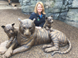 This Gorgeous 500 Pound Bronze Tiger Will Be Unveiled at the World Famous Zoo Knoxville