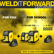 Weld It Forward: Win a Welder For a School, Yourself During ESAB's National Welding Month Celebration