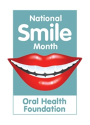 National Smile Month