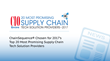 ChainSequence® Among 2017's Top 20 Most Promising Supply Chain Tech Solution Providers