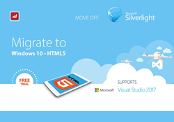 Mobilize.Net Silverlight migration tools support Microsoft Visual Studio 2017