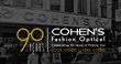Cohen's Fashion Optical Leads 90th Anniversary with Focus on Social Responsibility
