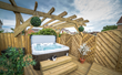 North Spas - Gold Award - Residential Hot Tubs £7,000 to £14,000