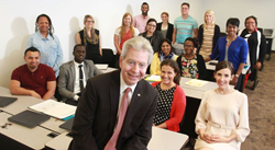UST Houston MBA Class