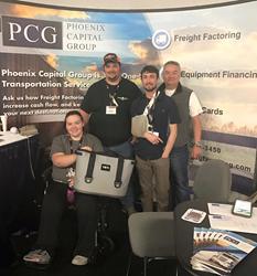Phoenix Capital Group Representatives AT MATS 2017