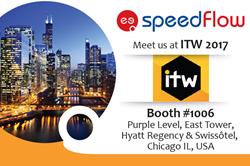 Meet Speedflow at ITW 2017