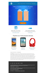 BKV AT&T Scratch-off Email Wins IAC Award