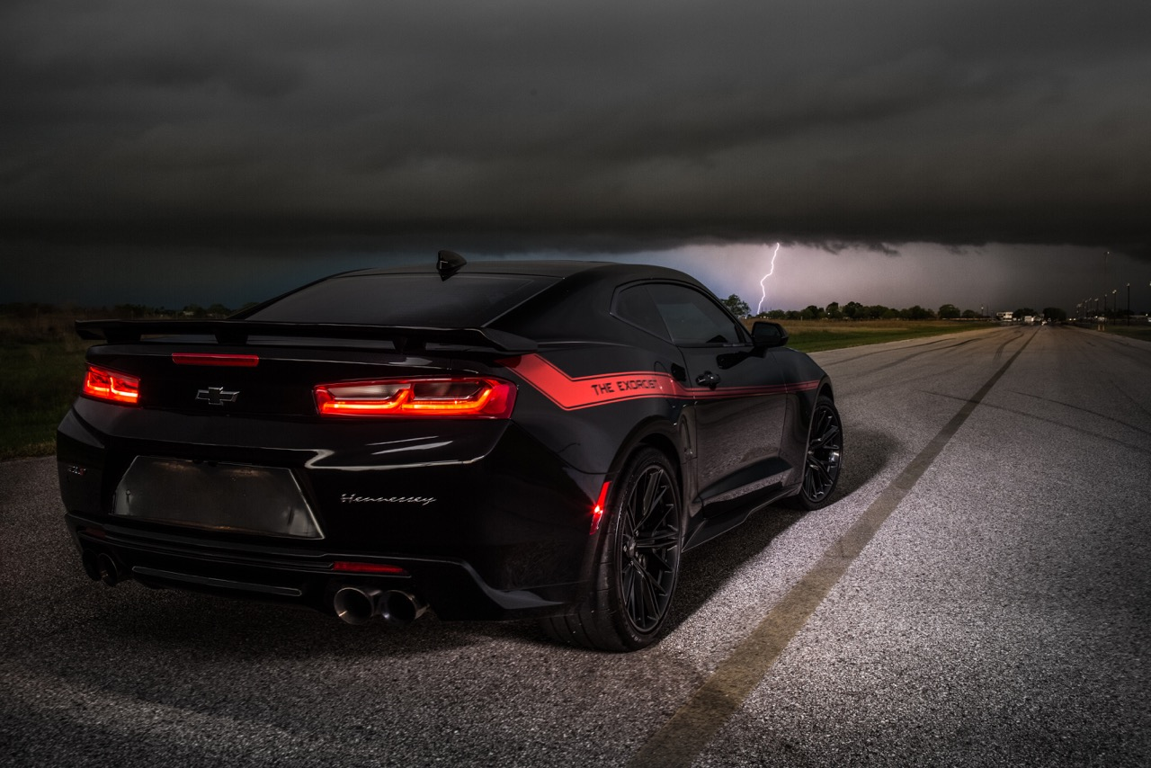 Introducing THE EXORCIST – 1000 HP ZL1 Camaro