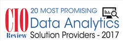 20 Most Promising Data Analytics Solution Providers 2017