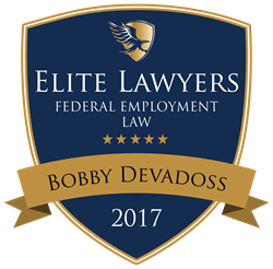 Federal Employment Lawyer Honored with Elite Lawyers Award