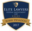 National Federal Employment Attorney Honored with Elite Lawyers Award