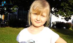little girl fighting cancer