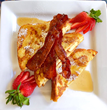 Elvis Toast With Candied Bacon Voted Best B&B Breakfast