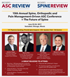 Becker's Healthcare to host annual Spine, Orthopedic and Pain Management-Driven ASC Conference on June 22 - 24, 2017 in Chicago, Illinois