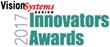 Datalogic Honored by Vision Systems Design 2017 Innovators Awards Program