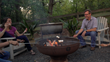 Enrich the Outdoor Living Space with a DIY Fire Pit