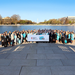 LUNG FORCE Heroes from Every State Join American Lung Association on Capitol Hill to Advocate for Lung Cancer Patients Everywhere