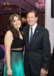 Star Light honoree Marina Morgan with Sen. Blumenthal