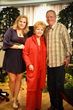 Debbie Reynolds was the first guest on the LIVE with Gary and Kelly TV Show January 14, 2011. This interview was voted Best Top TV Moments by Latin Times for the Singing in the Rain Star.