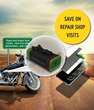 World's First Personal Diagnostic Tool for Harley-Davidson® Motorcycles