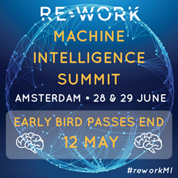 Machine Intelligence event Machine learning Europe Deep Learning