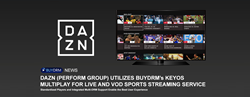BuyDRM & DAZN (Perform Group)
