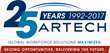 Artech Information Systems LLC Celebrates 25 Years in the Staffing Industry