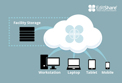 For remote workflows, Flow includes the web-based AirFlow and Flow Story applications