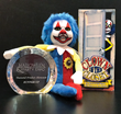 Clown in the Closet was the runner-up for best new product at the 2017 Halloween Expo