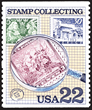 Stamp collecting, the hobby for a life time!
