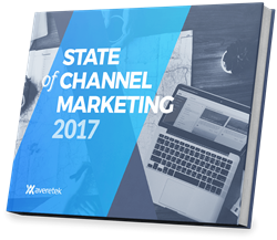 State of Channel Marketing 2017 from Averetek