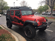 RacingJunk.com Kicks off 2017 Jeep Wrangler Unlimited Giveaway at Charlotte Auto Fair