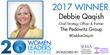 SLMA Names Pedowitz Group Executive Debbie Qaqish a 2017 Top 20 Woman to Watch
