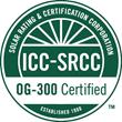 Sun Bandit is OG-100, OG-300, UL and Energy Star certified.