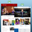 Best University Website Design Awards Highlight Elliance Partnerships with Catholic University of America and the University of Delaware